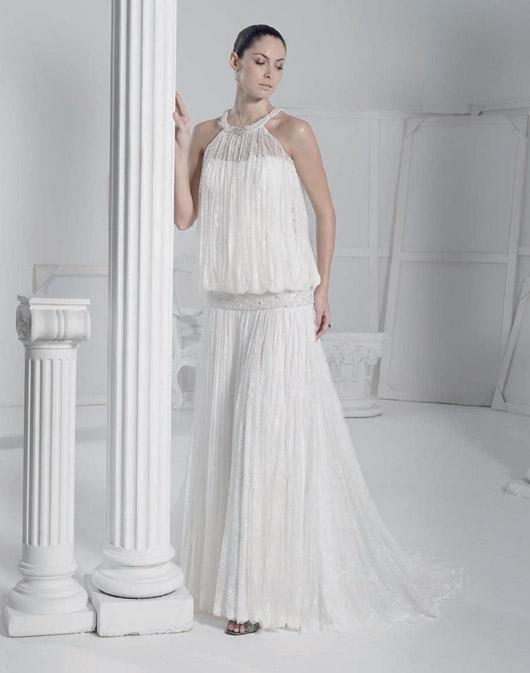 Kolekcja sukien ślubnych Fara Sposa 2009 - Zdjęcie 59
