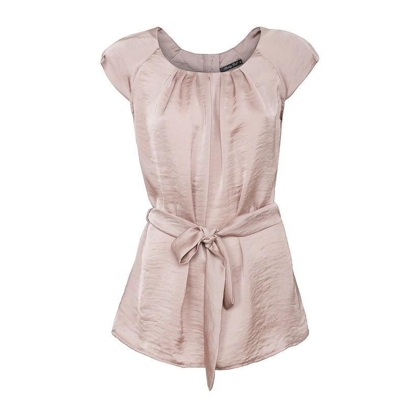 różowa bluzka Pretty Girl - kolekcja zimowa