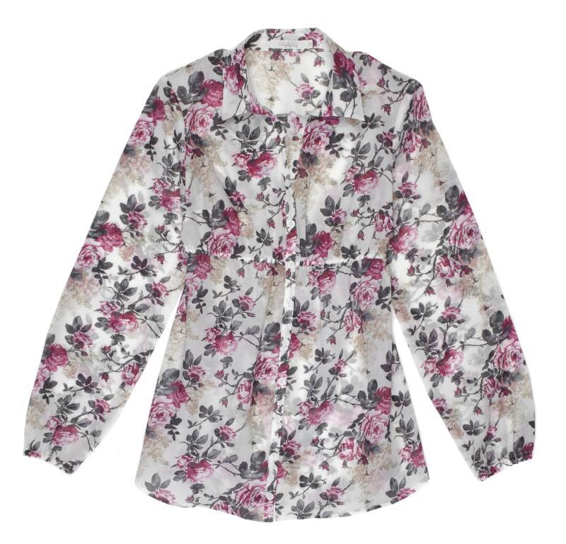 koszula w kwiaty TARANKO - wiosna-lato 2011