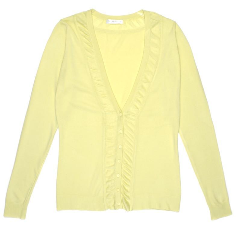 żółty sweterek TARANKO - wiosna-lato 2011