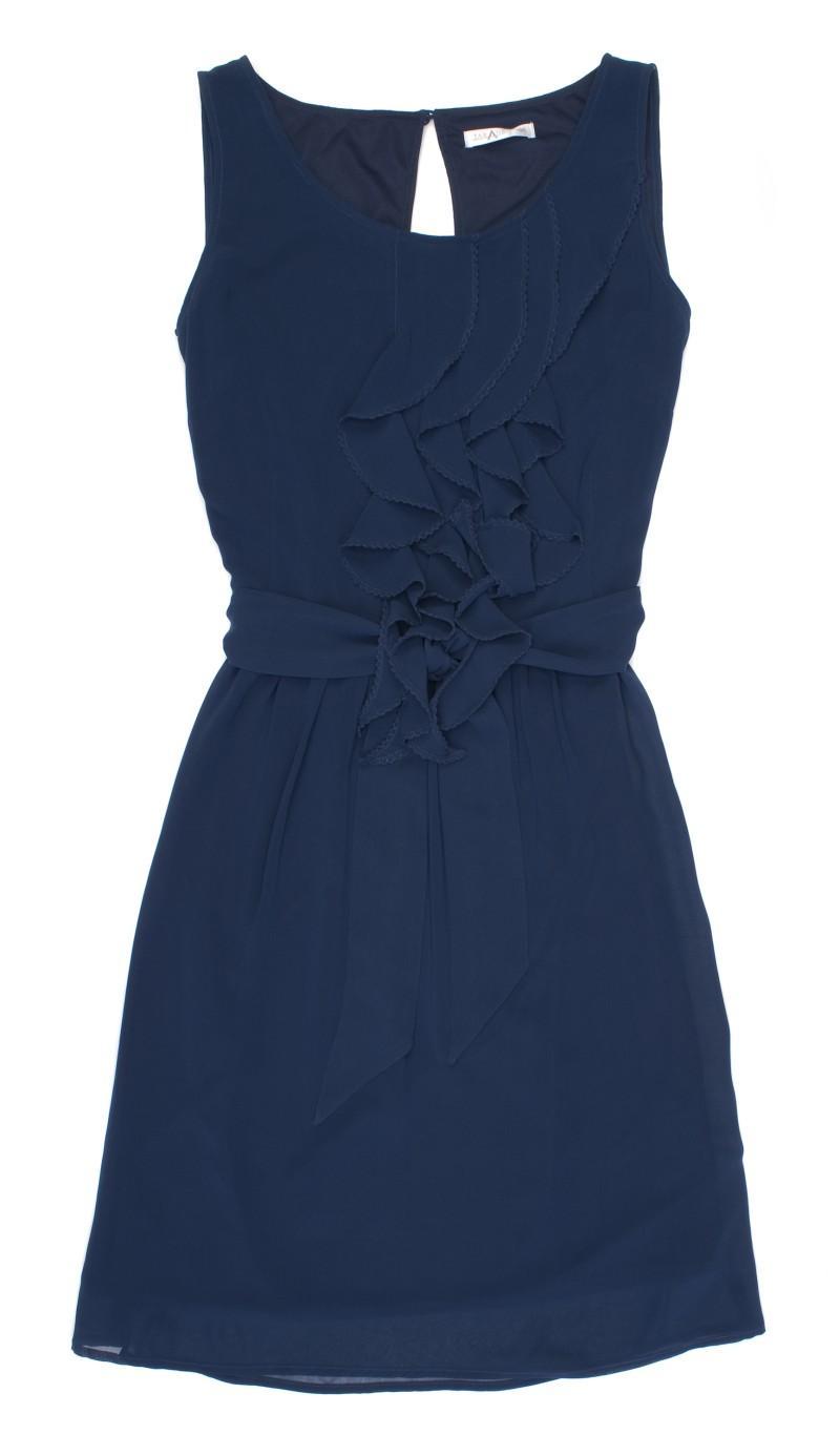 granatowa sukienka TARANKO - wiosna-lato 2011