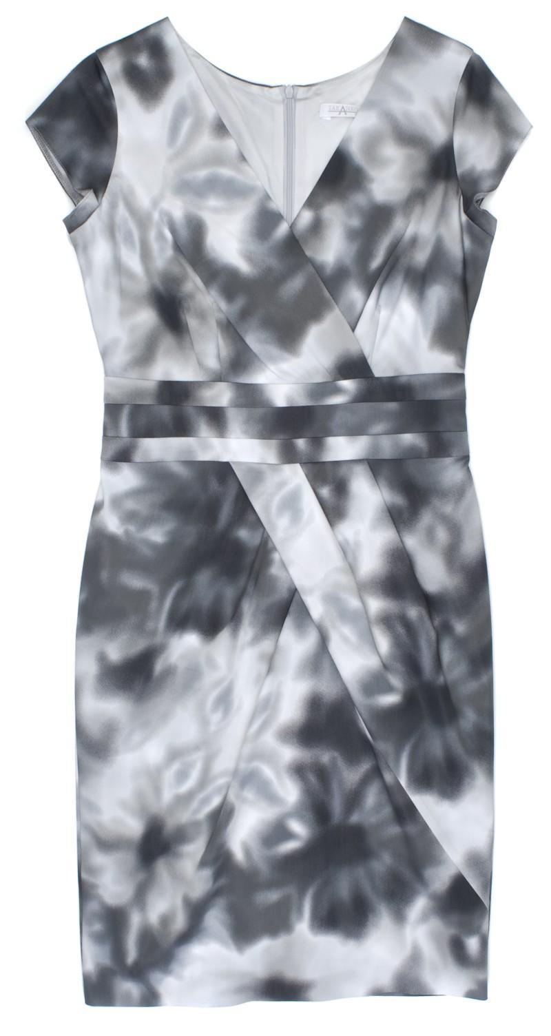 szara sukienka TARANKO - wiosna-lato 2011