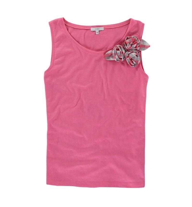 różowa koszulka Tatuum - trendy jesienne