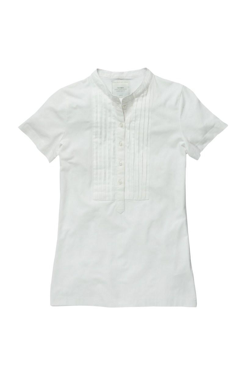 biała koszula Tatuum - moda wiosna/lato