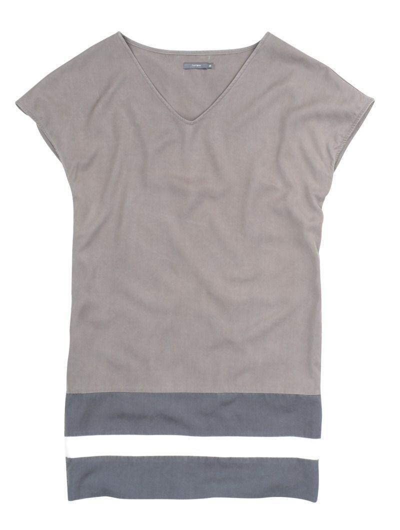 szara bluzka Tatuum - wiosna-lato 2011