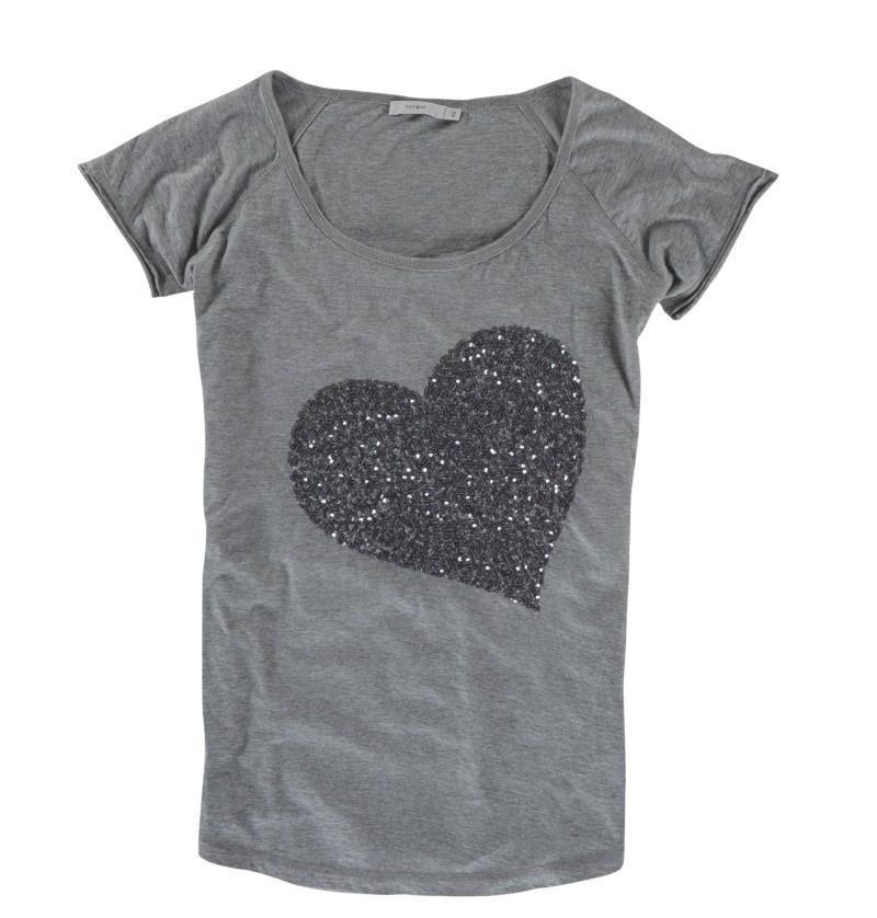 popielaty t-shirt Tatuum - wiosna-lato 2011