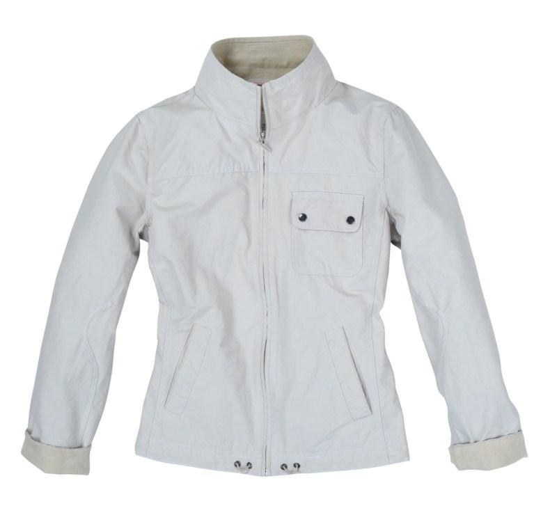 biała kurtka Tatuum - wiosna 2011