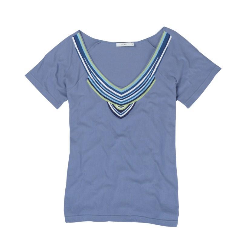 niebieska koszulka Tatuum - wiosna/lato 2011