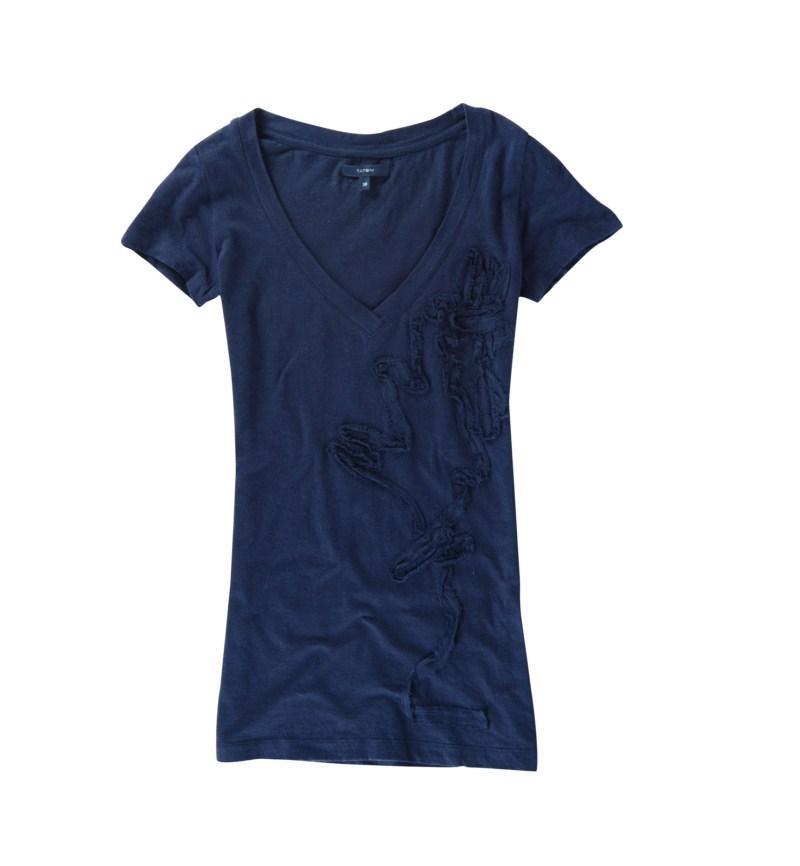 granatowa koszulka Tatuum - wiosna-lato 2011