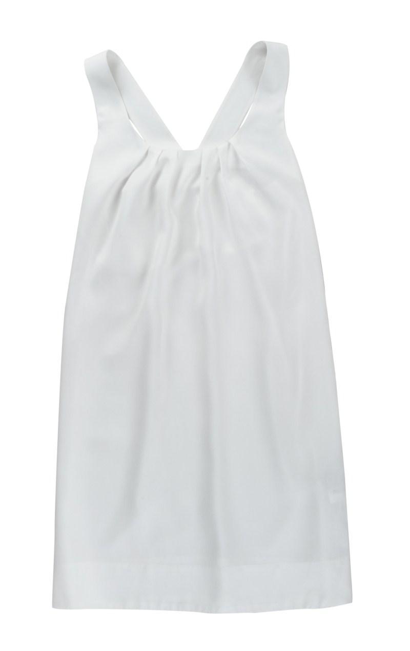 biała sukienka Tatuum - moda 2011