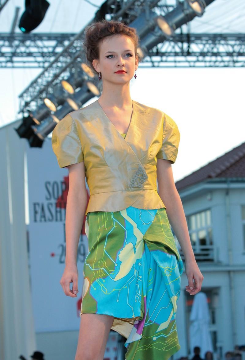 Kolekcja Vitali V na Sopot Fashion Day 2009 - Zdjęcie 9