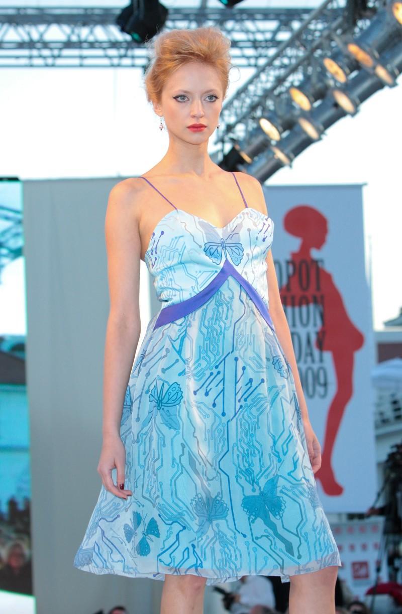 Kolekcja Vitali V na Sopot Fashion Day 2009 - Zdjęcie 15
