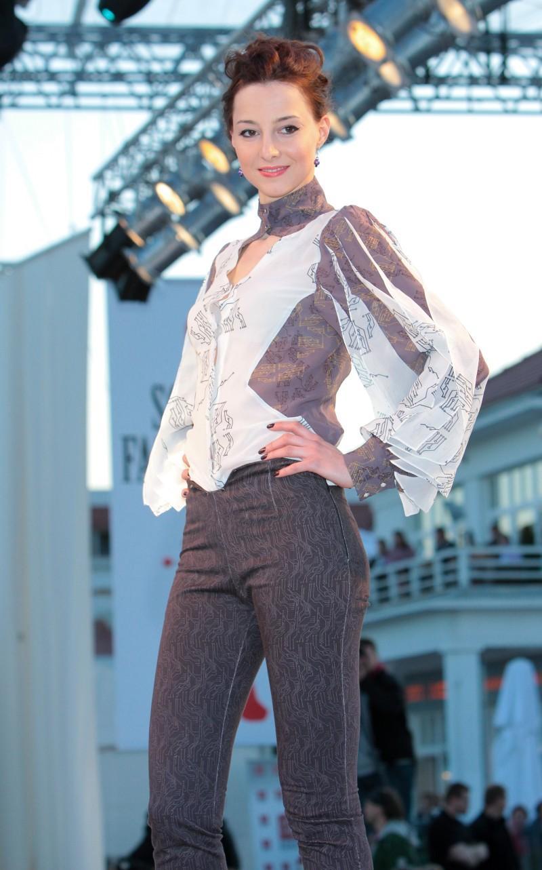 Kolekcja Vitali V na Sopot Fashion Day 2009 - Zdjęcie 25