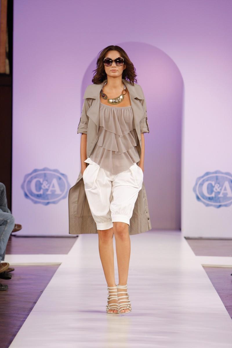 Kolekcja Yessica: Pure Beauty wiosna-lato 2009 marki C&A - zdjęcie