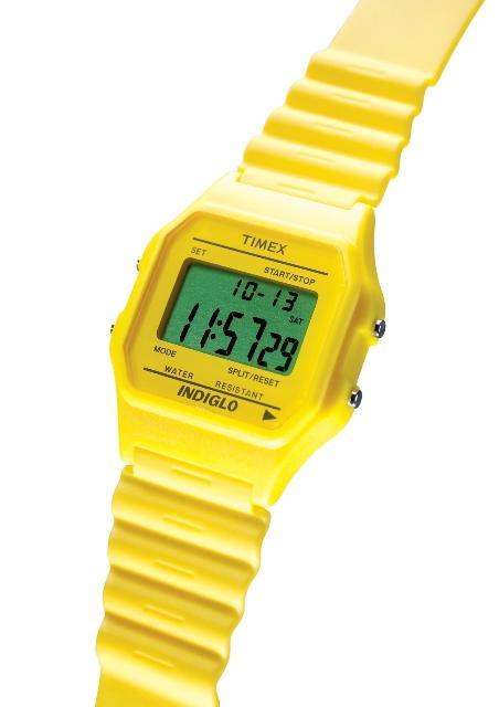 Timex 80, zegarek