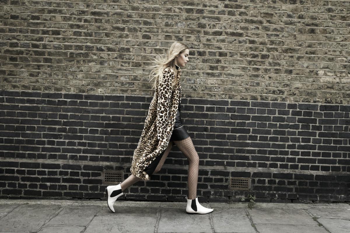 Kolekcja Zara TRF - kampania jesienna 2013