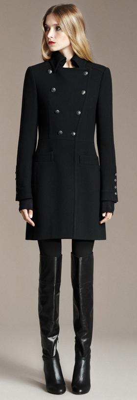 Lookbook marki Zara na październik 2010
