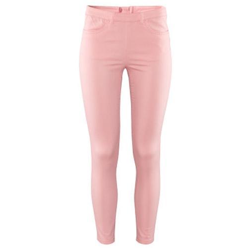 Różowe dżinsy H&M, ok. 59zł