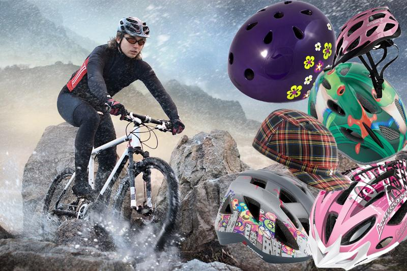 rower kaski Photoshop
