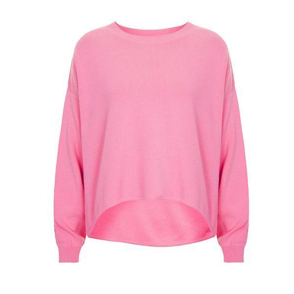 Różowy sweterek, Topshop, cena