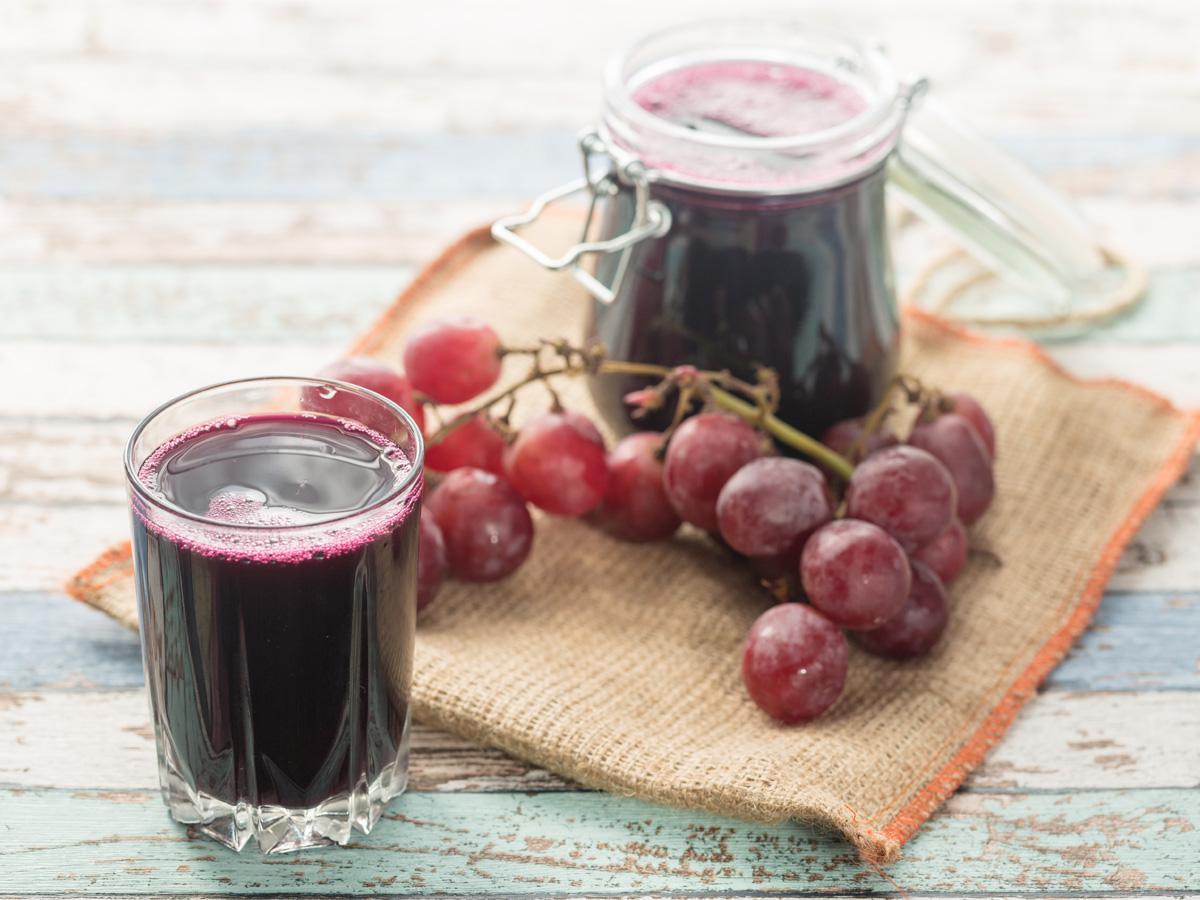 pomysły na to co zrobić z winogron