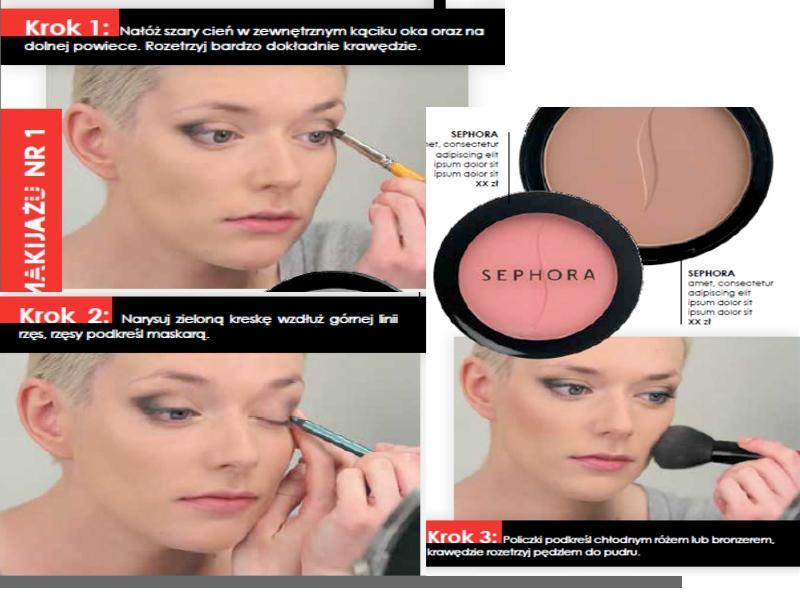 Makijaż Biznesowy