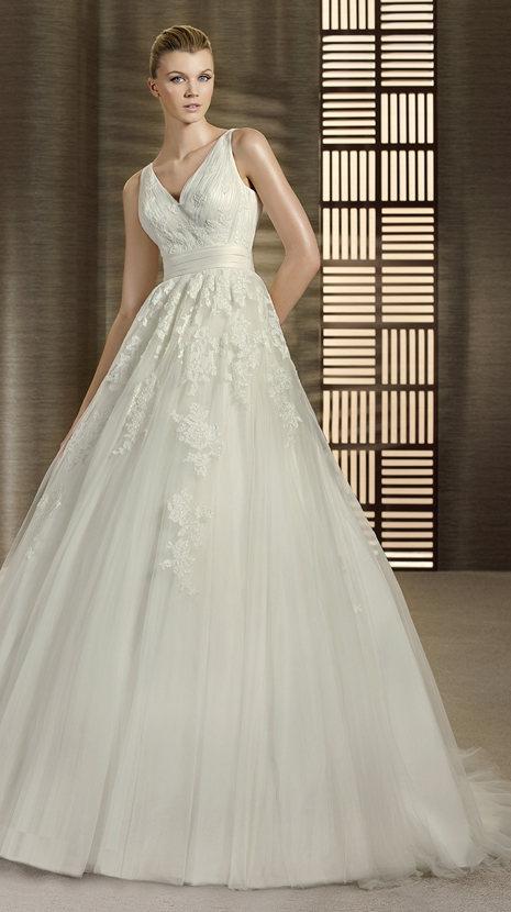 biała suknia ślubna White One