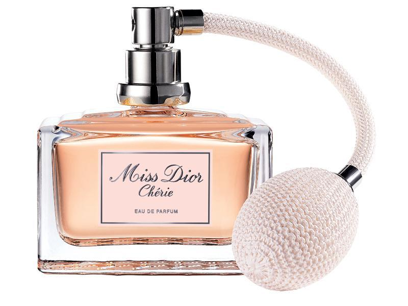 Perfumy Miss Dior, Dior, kosmetyki