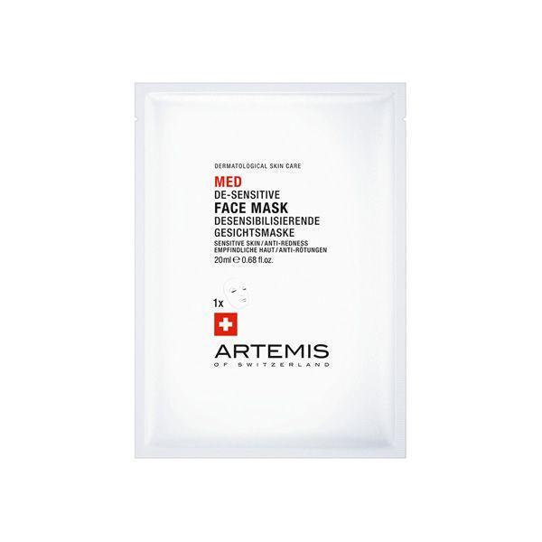 Maseczka na płachcie De-Sensitize Artemis, cena 169 zł