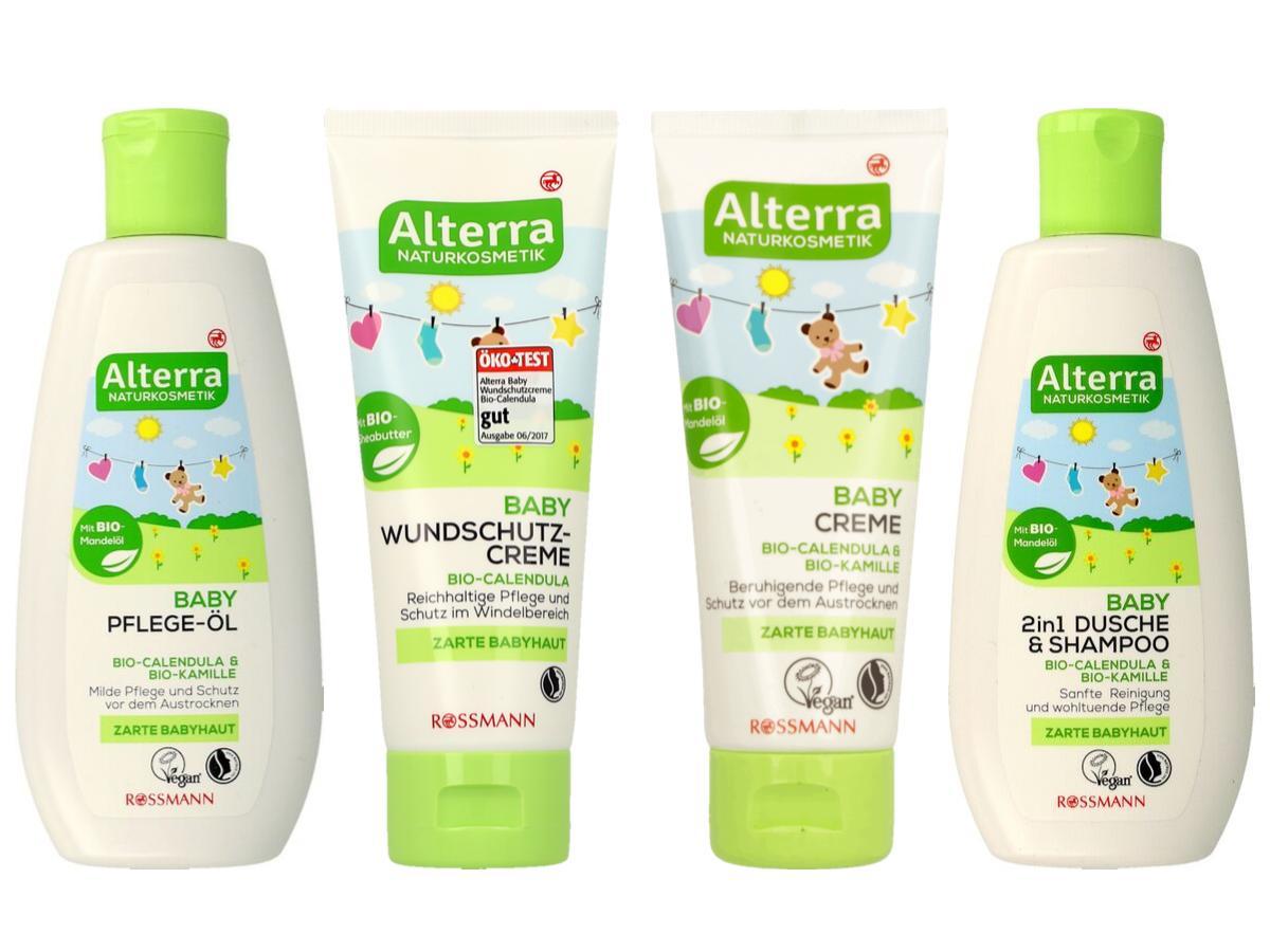 Alterra Baby Bio - wegańskie kosmetyki dla dzieci
