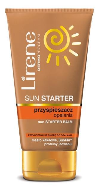 Kosmetyki chroniące przed słońcem - Lirene