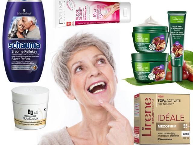 Kosmetyki dla babci - wybór redakcji