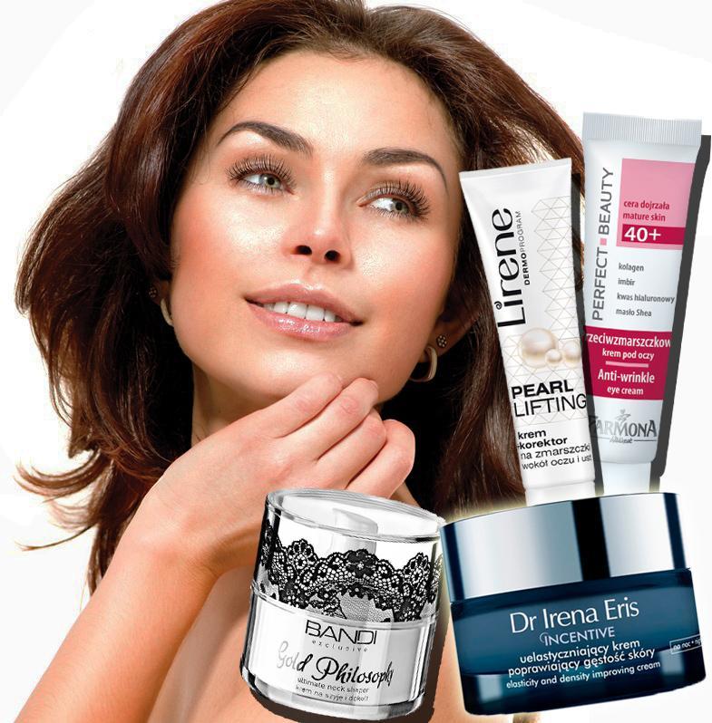 Kosmetyki dla kobiet 40+ – które warto kupić?
