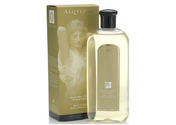 Żel do kąpieli i mycia ciała Królowej Egiptu, Alqvima, cena: 119 zł