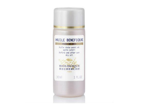 Regenerujący suchy olejek Huile Benefique od Biologique Recherche 89 zł 30 ml