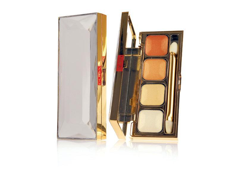 Kosmetyki do złotego makijażu