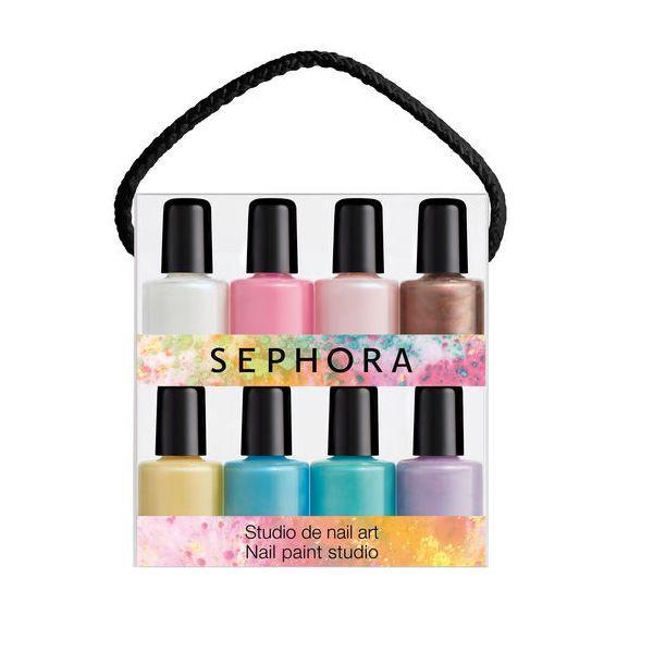 Zestaw lakierów do paznokci Sephora, cena