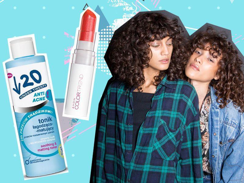 Kosmetyki, których używałyśmy jako nastolatki