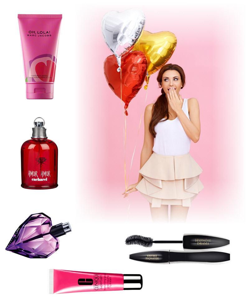 Kosmetyki na prezent - podarowane z miłością