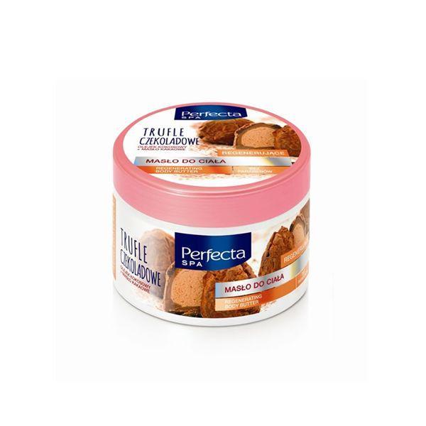 Masło do ciała o zapachu trufli czekoladowych Dax, cena
