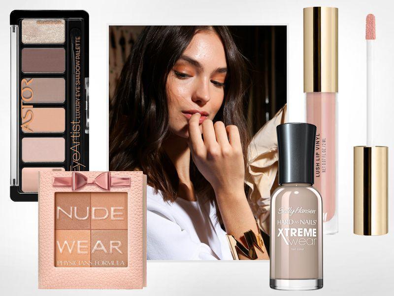 Kosmetyki w odcieniach nude na wiosnę