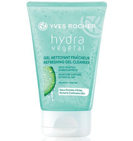Kosmetyki z linii Hydra vegetal od yves Rocher
