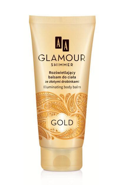 Kosmetyki ze złotymi drobinkami - nasze typy
