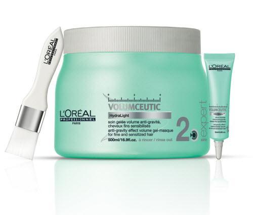 Kosmetyki zwiększające objętość włosów