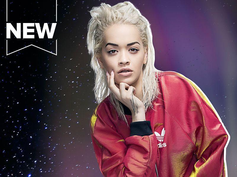 Kosmiczna kolekcja adidas Originals by Rita Ora