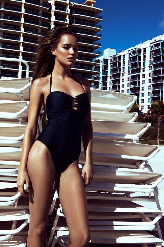 Kostiumy kąpielowe i kolekcja plażowa Reserved - lato 2013