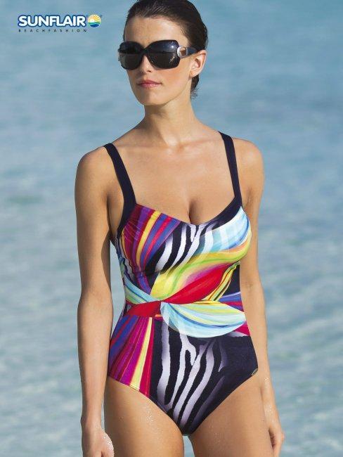 Kostiumy kąpielowe Sunflair - na duży biust