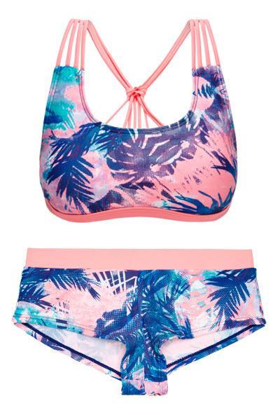 Kostiumy kąpielowe w egzotyczne wzory - nasz hit!