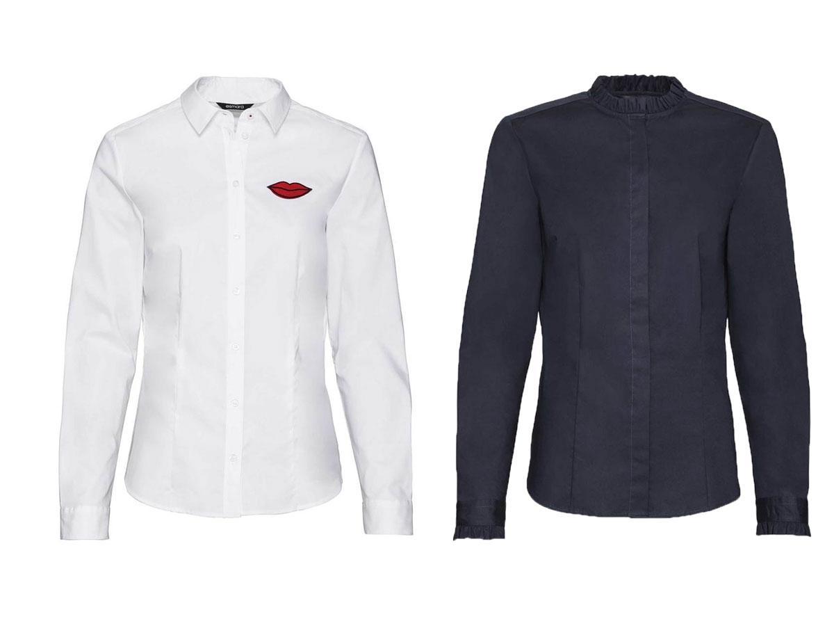 Klasyczne koszule z Lidla
