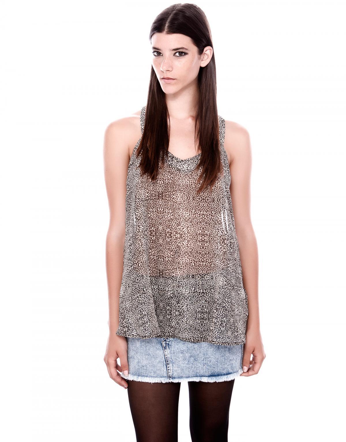 8a4b533567c93 prześwitująca koszula Pull and Bear - jesienna moda - Koszule i ...